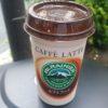 CAFFE LATTE Mt.RAINIER カフェラッテ 感想 コンビニカップコーヒー飲料