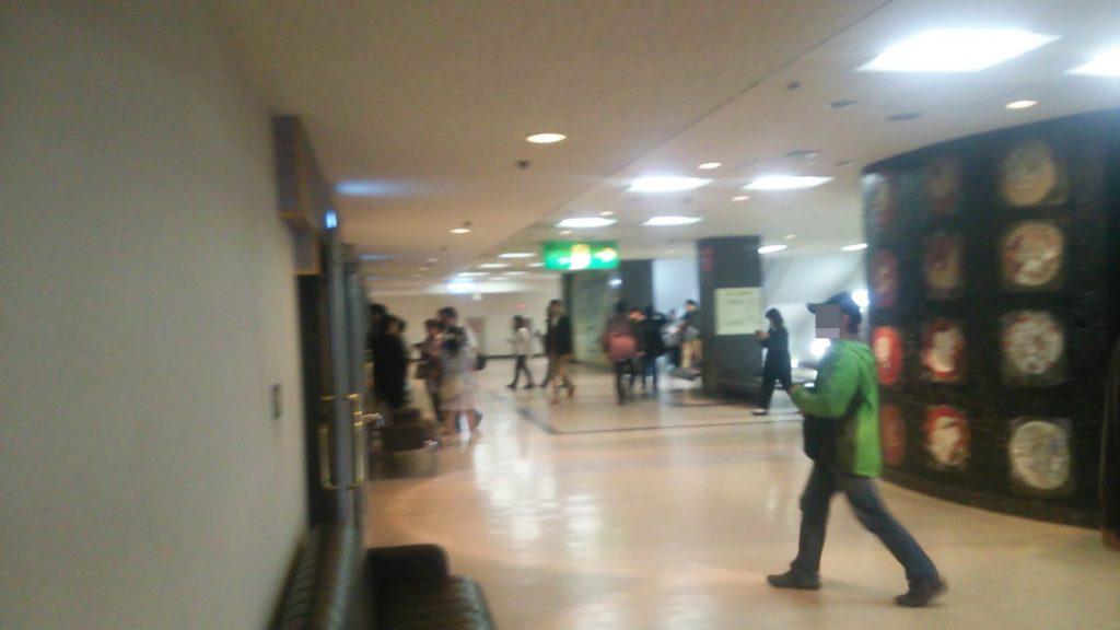 キョウブン廊下