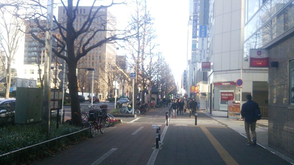 川崎駅から歩く