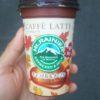マウントレーニア カフェラテ キャラメル&メープル 感想 コンビニカップコーヒー飲料